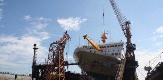 Ilustrasi galangan kapal / Foto: ekonomi.bisnis.com