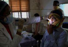 Ratusan ribu kasus infeksi jamur hitam terjadi di India/ foto ilustrasi: dw.com