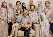 Keluarga Gen Halilintar/ Foto Instagram Gen Halilintar