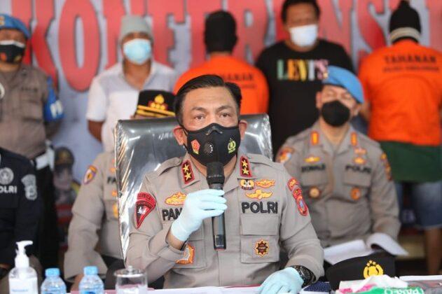 Penembakan Pemred Media Lokal di Sumut ! Pengakuan ...