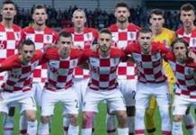 Tim nasional sepak bola Kroasia