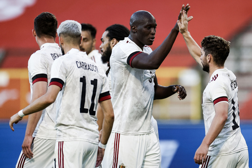 Striker Romelu Lukaku telah menjadi sensasional untuk Inter Milan musim ini dan akan menjadi kunci bagi bangsanya. (talkSPORT)
