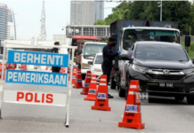 Perintah Pengendali Gerakan (PKP) 3.0 telah diperpanjang selama dua minggu lagi, efektif 15 Juni hingga 28 Juni 2021. (Foto file NSTP via Berita Harian)