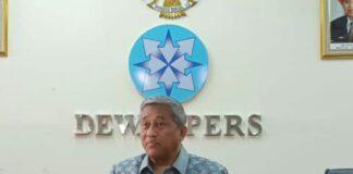 Ketua Dewan Pers Mohammad Nuh