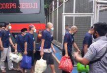 19 Narapidana Bandar Narkoba Lapas Cipinang Dipindahkan ke Nusakambangan