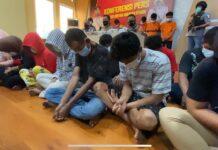 "Menggunakan kedok ""Family Gathering"", ternyata puluhan pemuda menggelar pesta narkoba.(Foto: rri.co.id)"