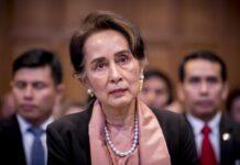 Aung San Suu Kyi/ Foto: republika.co.id