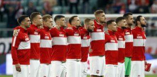 Tim Nasional Polandia pada Piala Dunia 2018 Rusia. (Sportsmole)
