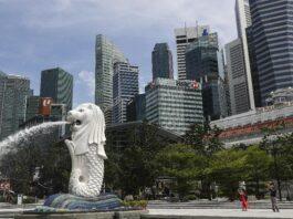 Singapura/ Foto: cnbcindonesia.com