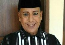 Wan Abud alias Fuad Alkhar. Foto: Facebook