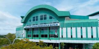 Bapelkes di Marina City, Tanjung Uncang, Kota Batam, Kepulauan Riau