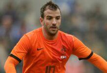 Mantan pemain tim nasional Belanda Rafael van der Vaart.