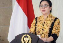 Foto Ketua DPR RI Puan Maharani