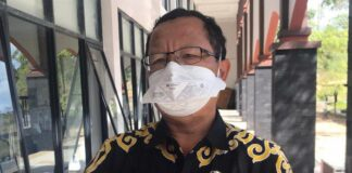 Foto Kadis Kesehatan Bintan, dr Gama AF Isnaeni