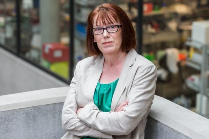 Sarah Gilbert, salah satu ilmuwan pencipta vaksin AstraZeneca.(UNIVERSITY OF OXFORD)