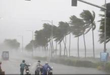 Ilustrasi angin kencang. Ini adalah foto peristiwa topan Amphan yang melanda India dan Bangladesh pada bulan Mei 2020 lalu. (Foto dari zeebiz.com)