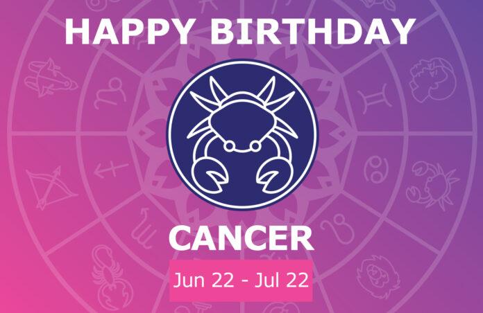 Ramalan zodiak Cancer (21 Juni – 22 Juli) yang ulang tahun hari ini. (Gambar: Oracloo)