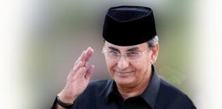 Mantan Gubernur Kepulauan Riau, Ismeth Abdullah