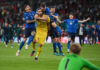 Italia Juara EURO 2020 lewat adu penalti atas Inggris dengan skor 3-2 setelah kedua tim hanya bermain imbang 1-1 sampai berakhirnya Extra-Time. (UEFA.com)