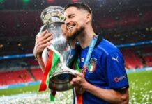 Jorginho tampil luar biasa sepanjang kampanye sukses Italia di Euro 2020. (Livescore)