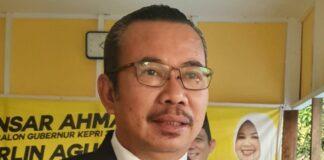 Ketua DPRD Karimun Muhammad Yusuf Sirat. Foto Suryakepri.com/IST