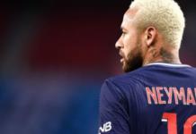 Penyerang Brasil dan PSG Neymar Jr. (Foto dari Squawka)