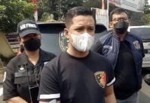 Kasat Reskrim Polres Metro Jaksel, Kompol Achmad Akbar, saat ditemui di Mapolres Metro Jaksel, Kamis (29/7/2021). (Foto dari RRI.co.id)