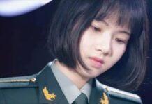 Xu Fengcan, pilot pesawat tempur China, lulusan terbaik Akademi Militer Tiongkok. (Foto dari Beijing Today)