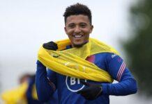 Jadon Sancho akan bergabung dengan Manchester United setelah Euro 2020 (Foto: Getty Images via Mirror)