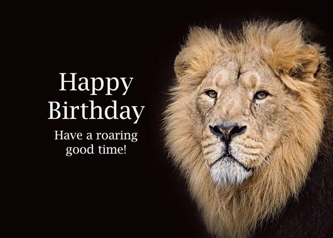 Selamat Ulang Tahun Leo... Ulasan zodiak ulang tahun.