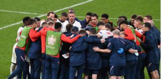 Tim Inggris bersiap ke Extra-time