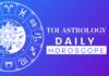 Ramalan Zodiak hari ini. (ToI)