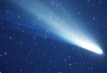 Ilustrasi. Peneliti temukan komet raksasa yang tengah mendekat ke Bumi dengan ukuran seribu kali lebih besar dari Komet lain. (NASA)