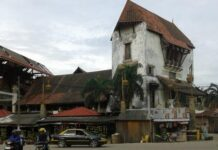 Foto Pasar Induk Jodoh