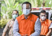 Foto Mantan Menteri Perikanan dan Kelautan Edy Prabowo