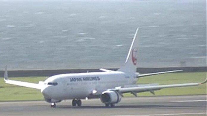 Foto Pesawat charteran Japan Airlines