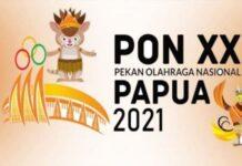 PON XX Papua 2021/ Foto: Bali Express