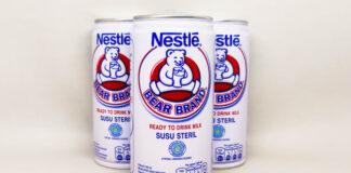 Susu Bear Brand produksi Nestle
