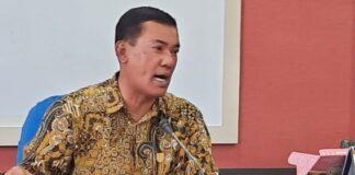 Foto Wakil Ketua II DPRD Kota Batam Ruslan Ali Wasyim