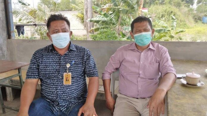 Anggota DPRD Kota Batam, Tumbur Hutasoit