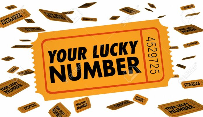 Angka hoki atau nomor keberuntungan. (Gambar dari 123 RF)
