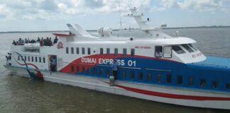 Foto kapal dumai express