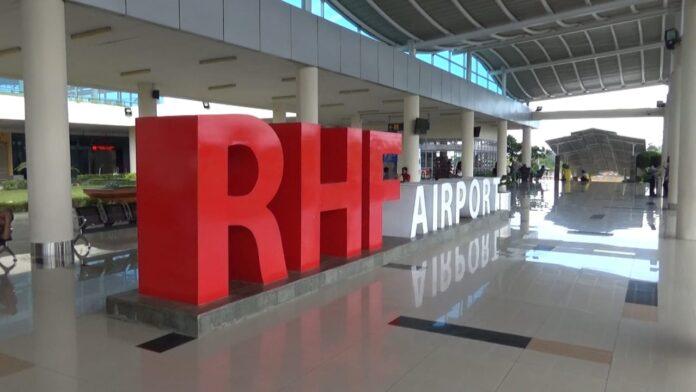 Bandara RHF Tanjungpinang