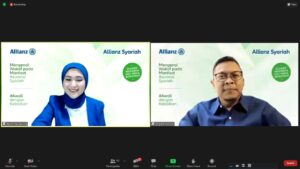 Yoga Prasetyo, selaku Pimpinan Unit Usaha Syariah Allianz Life Indonesia