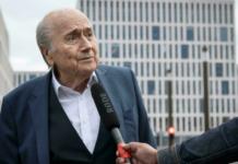 Mantan presiden badan sepak bola dunia FIFA, Sepp Blatter menghadapi pemeriksaan lebih lanjut dalam penyelidikan penipuan pada Senin (9/8/2021). (Foto: Fabrice COFFRINI AFP/File via France24)