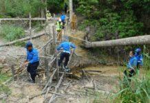 Direktorat Pengamanan Aset Badan Pengusahaan Batam (Ditpam BP Batam) menutup akses masuk serta melarang warga untuk memasuki Telaga Bidadari di daerah tangkapan air Waduk Muka Kuning