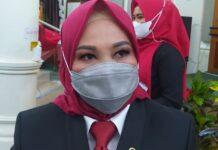 Ketua DPRD Tanjungpinang Yuniarni Pustoko Weni (Foto: Alamudin)