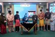 Foto penandatanganan kerjasama
