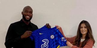 Romelu Lukaku resmi kembali berseragam Chelsea. (Foto: chelseafc.com)