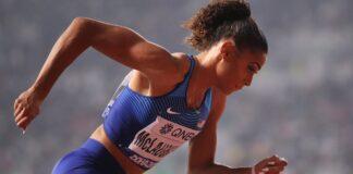 Sydney McLaughlin, peraih medali emas Olimpiade Tokyo 2020, menjadi pemegang rekor dunia lari gawang 400 meter putri dengan catatan waktu 51,46 detik, mempertajam rekor dunia (51,90 detik) atas namanya sendiri. (Foto dari Lympics.com)